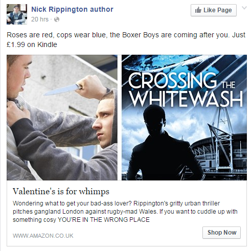 facebook valentines